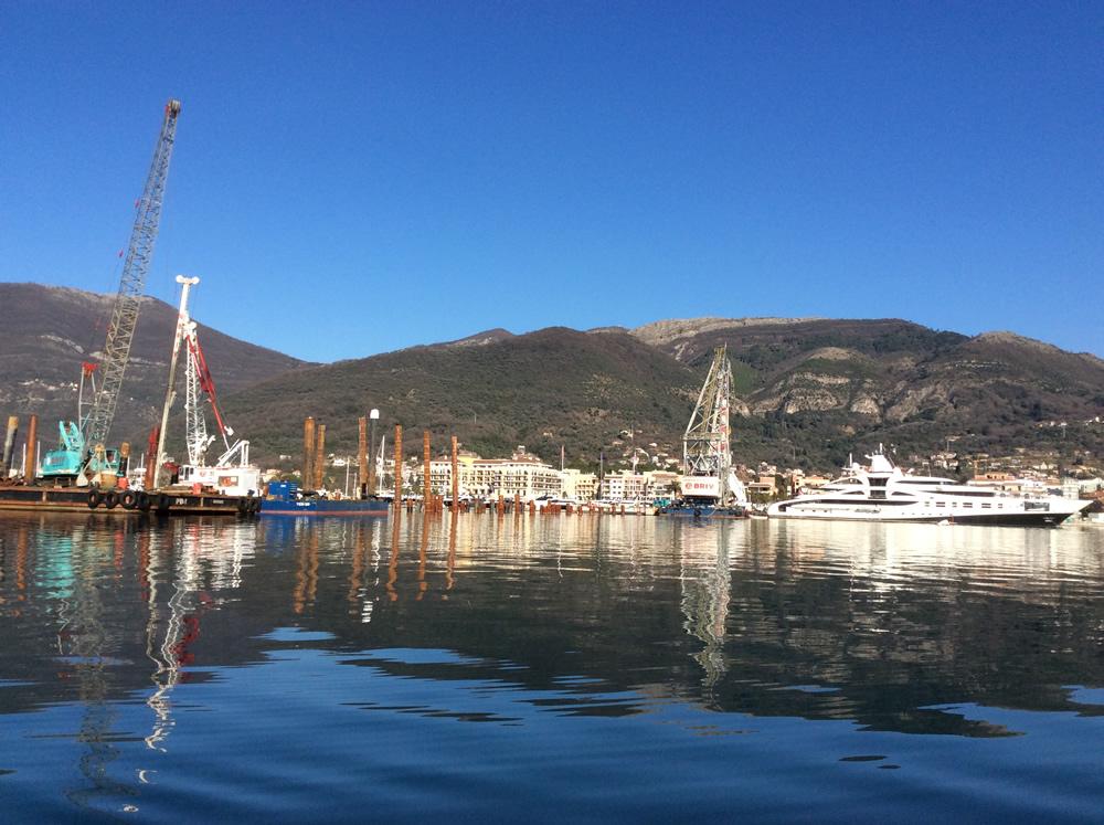 Porto Montenegro New Pontoon Jetty 1