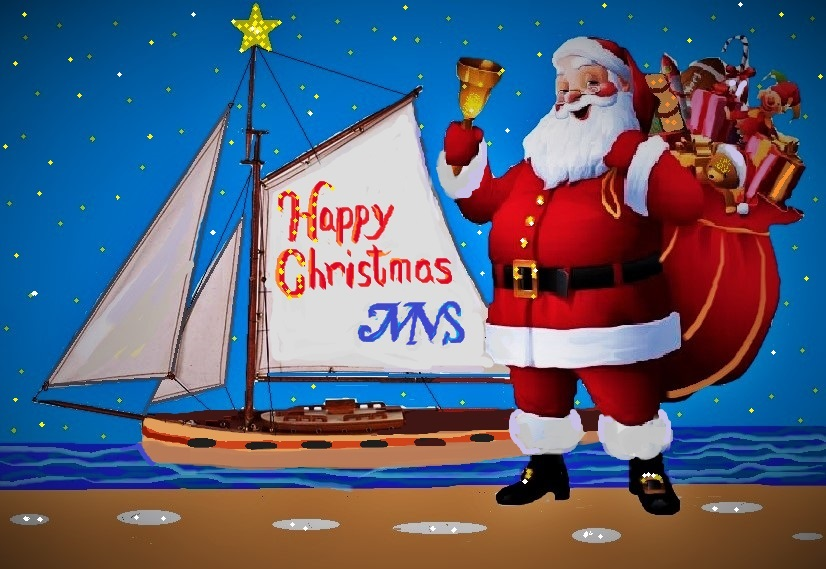 Merry Christmas and New Year | Montenegro Marine Services